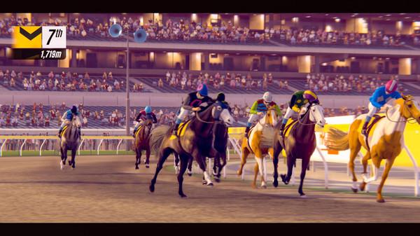 家族傳奇:馬匹養成競技