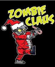 僵尸圣誕老人