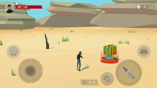 沙盒枪战模拟器