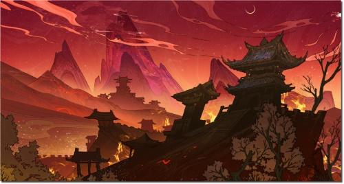 """《剑网3:指尖江湖》""""藏剑山庄""""测试体验服现已开启!"""