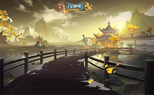 《剑网3:指尖江湖》今日公测上线!六十连抽侠客叶英送不停!