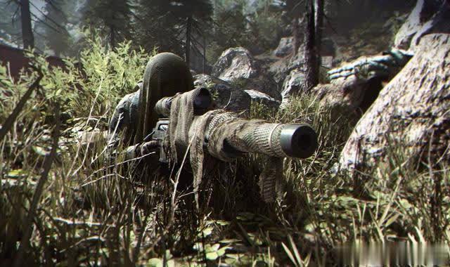 十款军事风格的射击游戏