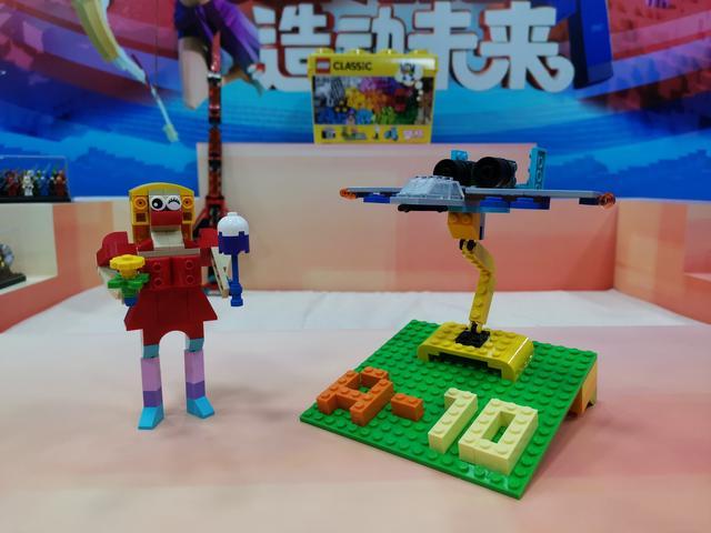 《乐高无限》线下线上积木搭建PK战 谁才是真正的乐高大神?