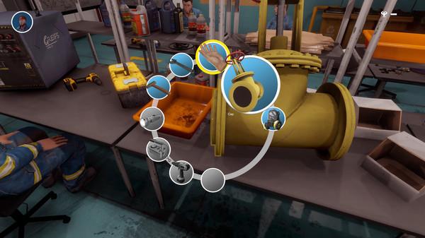 核电站模拟器