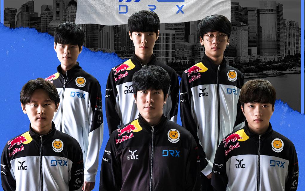 2020全球总决赛战队之DRX:一流的选手与第五层的BP