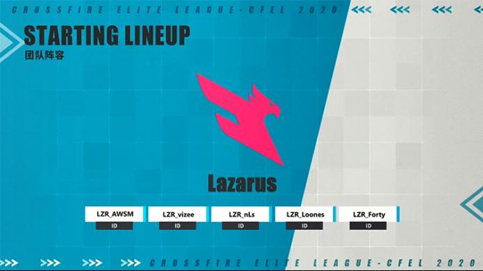 CFEL丨西半球最新战报:LZR战队拒绝翻盘2:1ANB战队