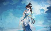 """《剑网3:指尖江湖》""""霜华""""小剧场,于睿全新高颜值外观曝光!"""