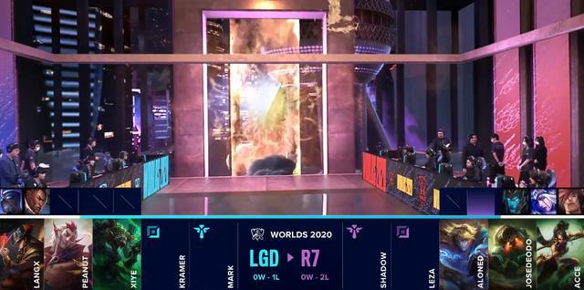 入围赛复盘:差点被外卡战队拦在家门口的LGD,到底在玩什么?
