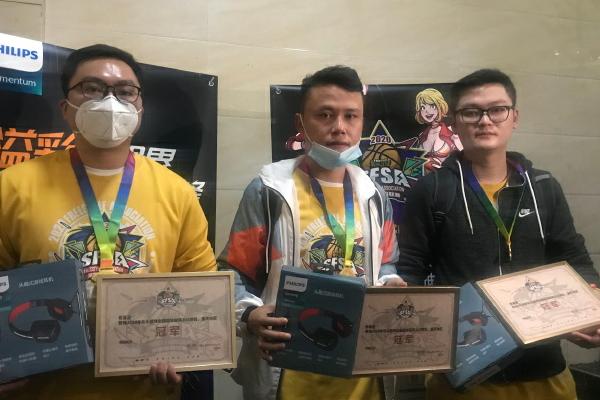 无敌SG是如何炼成的 《街头篮球》SFSA重庆站冠军区丑专访