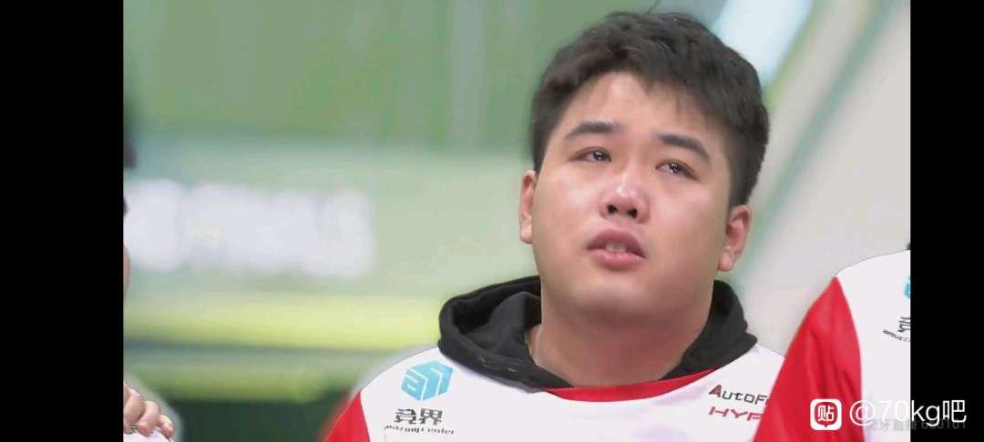 【选手故事】绿豆篇:冠军永远是中国红,绿色只能是配色!