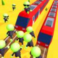 火车大战僵尸3D中文版