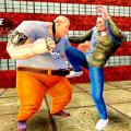 胖子摔跤超级格斗中文版