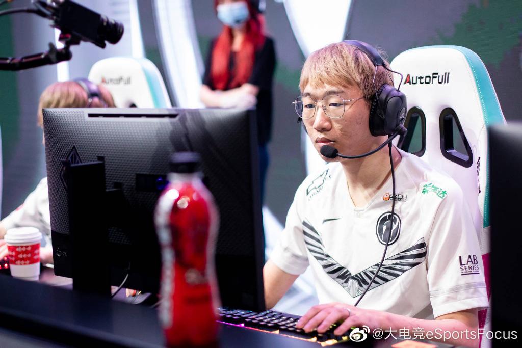 IG首秀:Xun或将是Ning的完美代替者