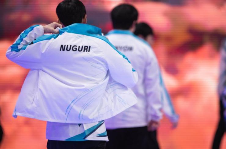 Nuguri:冠军的决意
