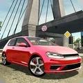 城市汽车模拟驾驶