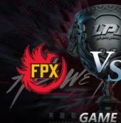 2021年LPL春季赛季后赛 FPX vs EDG 第五局
