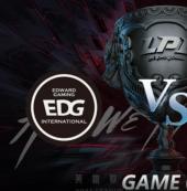 2021年LPL春季赛季后赛 EDG vs RNG 第五局