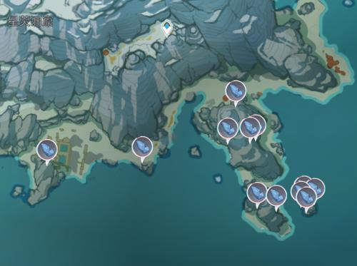 原神星银矿石采集地点一览