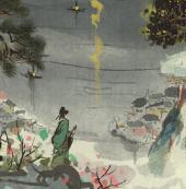 江南百景图藏有手帕碎片的盗贼位置介绍