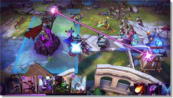 """皇室战争后又一款策略类游戏""""魔王与征服""""悄然崛起"""