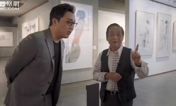 韩美林的作品全部捐给国家详情介绍