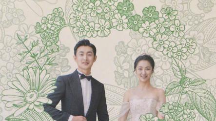 王彦霖艾佳妮婚礼伴手礼详情介绍