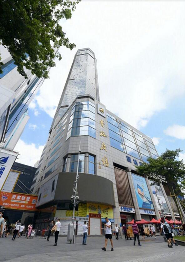 深圳赛格大厦有感振动原因查明是怎么回事