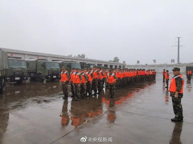 中原火箭军集结完毕奔赴郑州是怎么回事