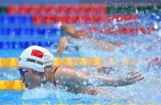 中国队男女混合泳接力摘银详情介绍