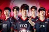 恭喜EDG勇夺2021LPL夏季赛总冠军!