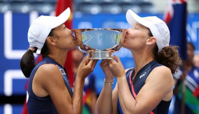 创历史!张帅美网女双夺冠创6纪录是怎么回事