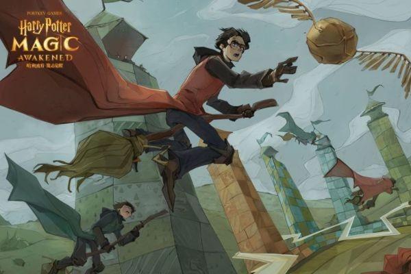 哈利波特魔法觉醒强者之战成就攻略