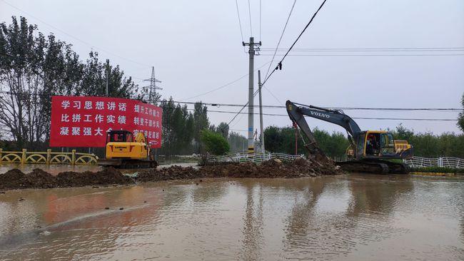 降雨导致陕西大荔23.9万人受灾是怎么回事